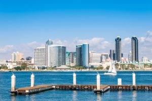 Cleveland to San Diego
