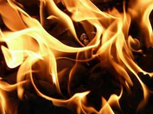Child Starts Fire in Cleveland Home!