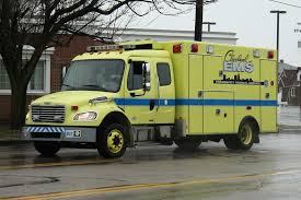 Patient Dies Following Ambulance Crash