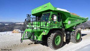 World's Largest Electric Vehicle?: eDumper