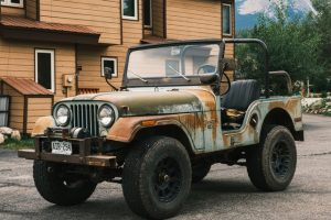 The Prosperous Jeep: An Evergreen American For The Ages