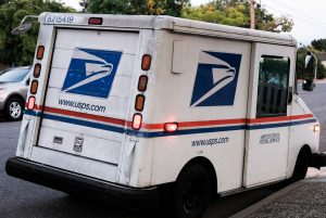 Talk About Snail Mail! Truckers Wait At Post Office For Fifteen Hours