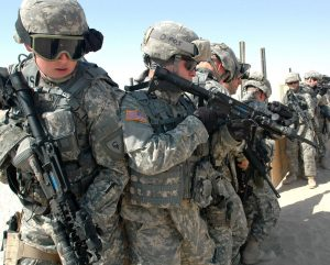 National Guard Soldiers are Activated Ahead of Planned 'Armed Protests'