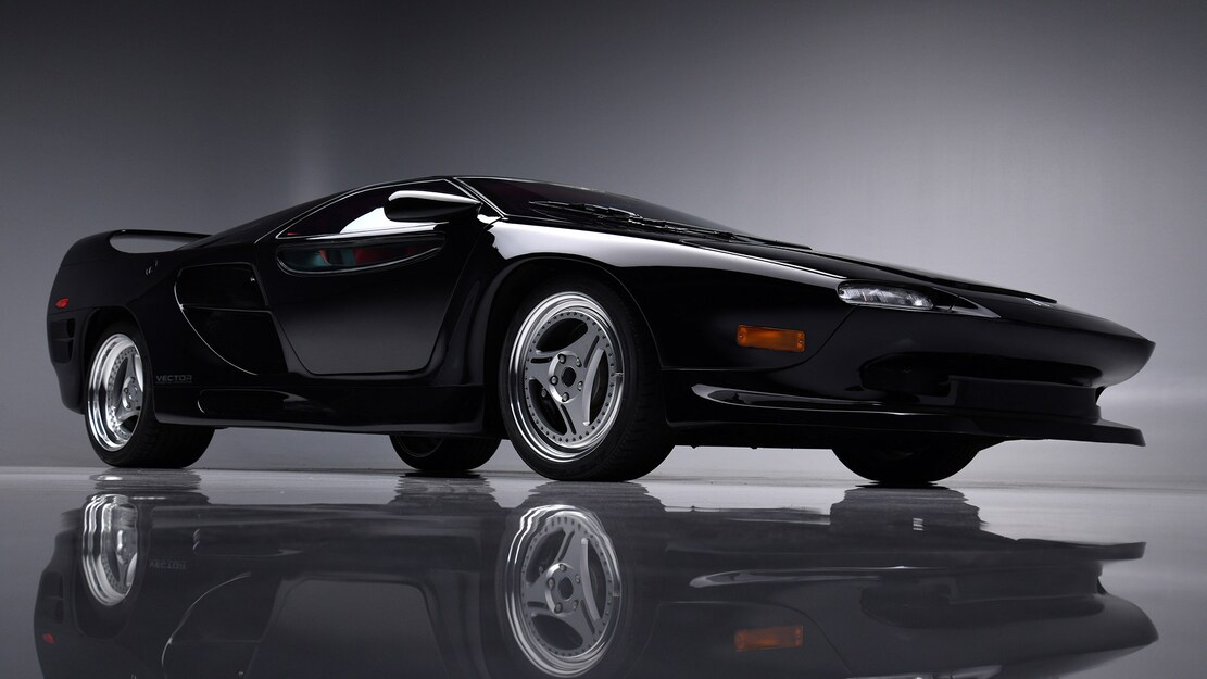 Vector Motors is Dedicated To Trolling Supercars A Lamborghini Lookalike